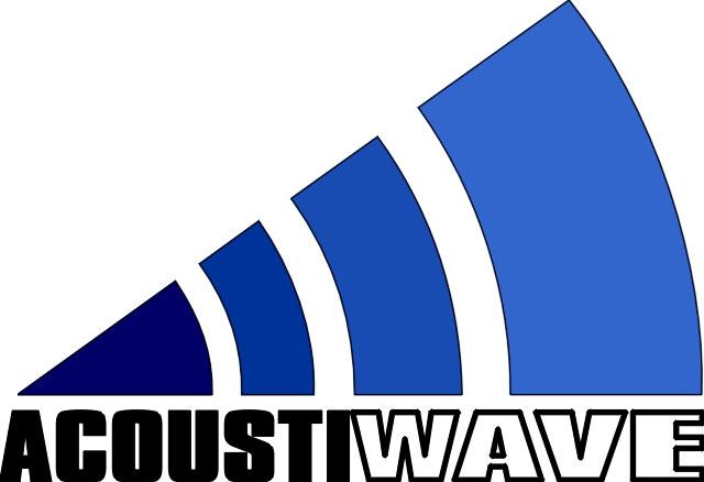 Acoustiwave logo